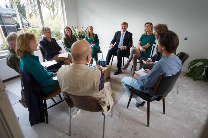 Minister Kajsa Ollongren (Binnenlandse Zaken) bracht in oktober vorig jaar met Koning Willem Alexander al eens een bezoek aan de wijk Overvecht. De nadruk van het bezoek lag op vernieuwingen in de woningmarkt en de energietransitie.