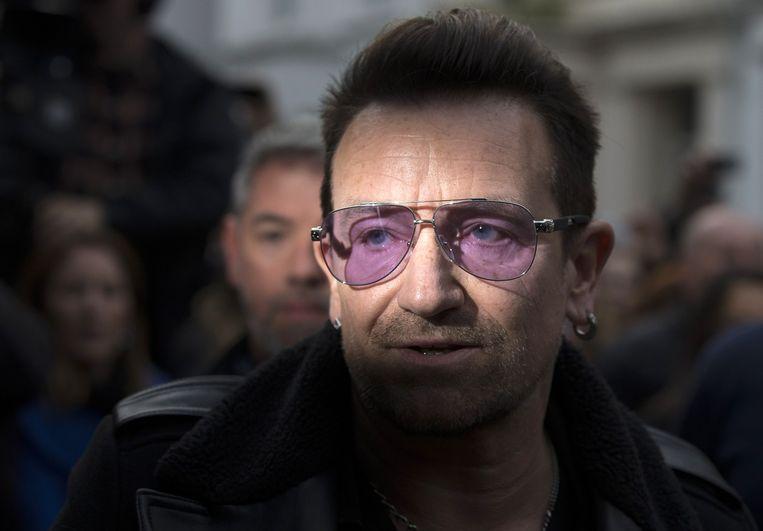 Net als dertig jaar geleden is Bono er ook weer bij. Beeld belga