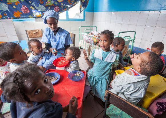 """Vlaamse adoptiebureaus werkten in Ethiopië samen met lokale tehuizen, zonder dat er controle was door een bevoegde autoriteit. """"100% zekerheid geven is dus zeer moeilijk."""""""