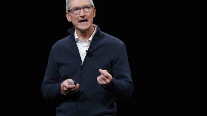 """Apple-CEO Tim Cook: """"Reglementering voor bescherming privacy onvermijdelijk"""""""