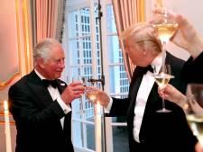 """Donald Trump vante sa rencontre avec Charles, le... """"Prince des Baleines"""""""