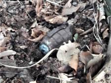 Handgranaat uit Tweede Wereldoorlog gevonden tijdens luchtlandingen Ede