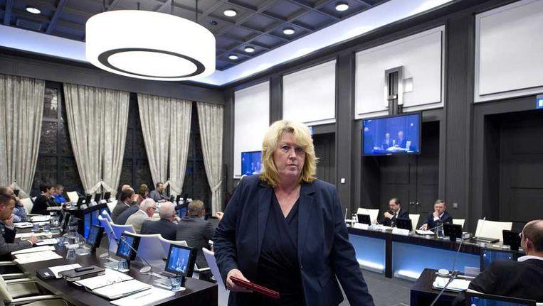 GroenLinks raadslid Marianne Smitsmans. Beeld anp