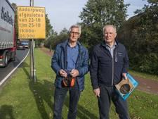 Aanwonenden van Aadorpweg in Vriezenveen willen minder 'herrie op de oren'