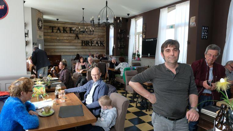 Roel Selderslaghs van Lientje's Coffee Break.