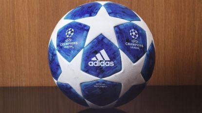 Een mooi voorteken voor Club Brugge? De nieuwe Champions League-bal is er een met veel blauw in verwerkt