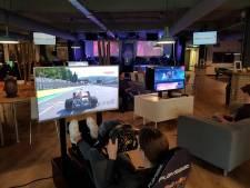 Tijdelijk gesloten Esports Game Arena start online gamingplatform