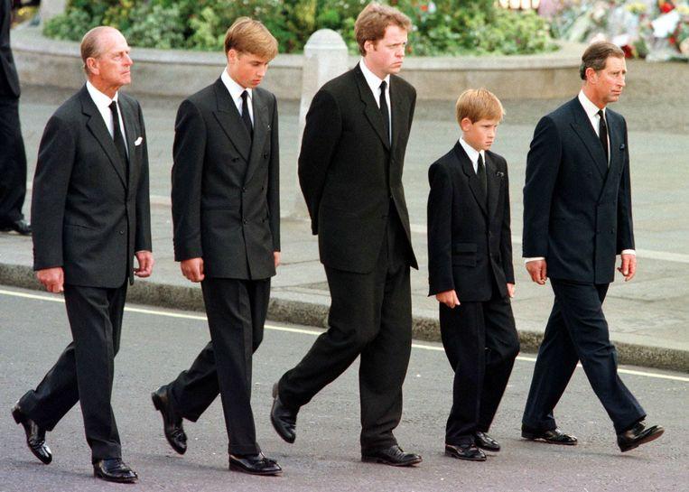 Harry sprak vorig jaar openlijk over de psychische problemen die hij heeft ondervonden door de dood van zijn moeder, prinses Diana.