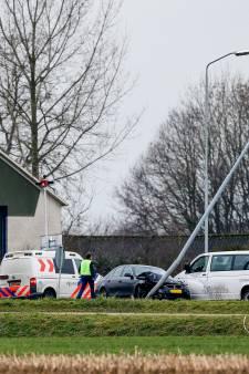 Twee criminelen beschoten BMW tijdens achtervolging met zware wapens in Lithoijen: 8,5 jaar cel voor mogelijke ripdeal