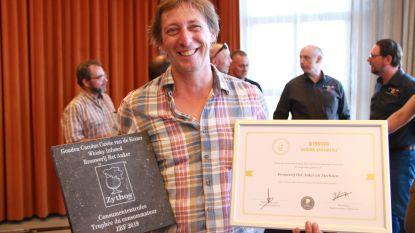 Gouden Carolus Whisky Infused voor derde keer op rij verkozen tot beste bier