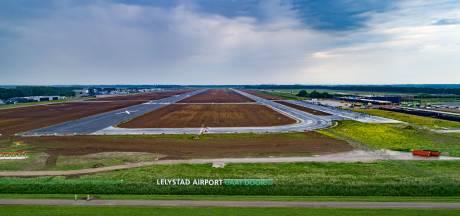 Ook in Noordoostpolder actiegroep  tegen Lelystad Airport