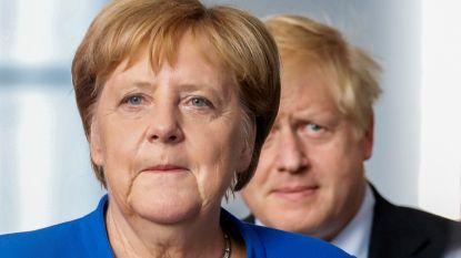"Merkel: ""Oplossing Ierse backstop is mogelijk"""