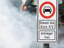 Keulen en Bonn gaan ook oude diesels en benzineauto's weren