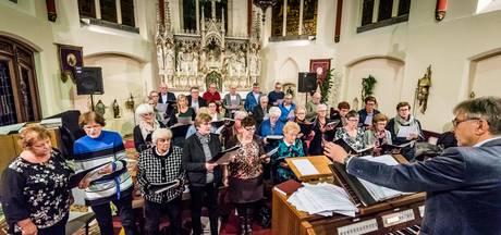 Het Herpens Gemengd koor viert gouden jubileum: alleen de naam is hetzelfde gebleven