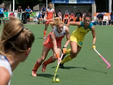 Eenvoudige zege voor hockeyvrouwen Oranje in Nuenen