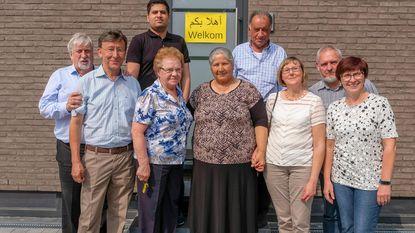 22 vrijwilligers paraat voor Syrisch gezin