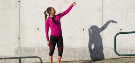 Niet alleen rennen, maar ook stilstaan tijdens Urban City Run Enschede