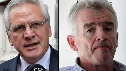 "Peeters krijgt antwoord van Ryanair-topman: ""Stakend personeel verliest loon, maar krijgt geen andere sancties"""