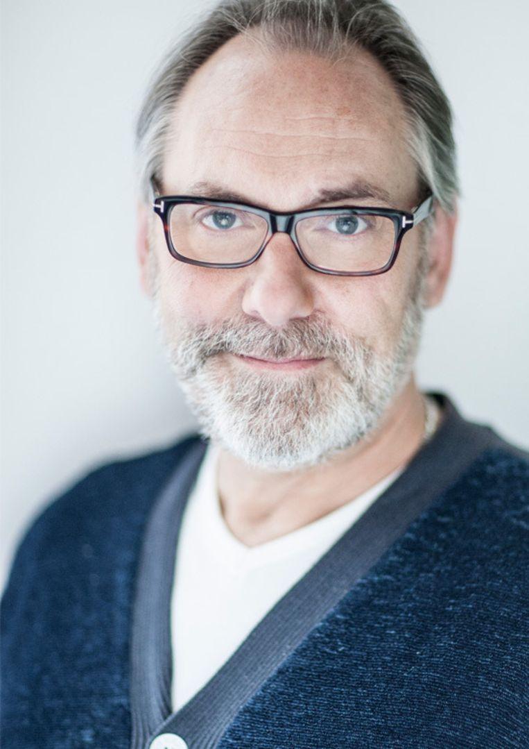 Laurens Borst, zendermanager van Radio 1, verantwoordelijk voor de programmering van de nieuwszender. Beeld NPO