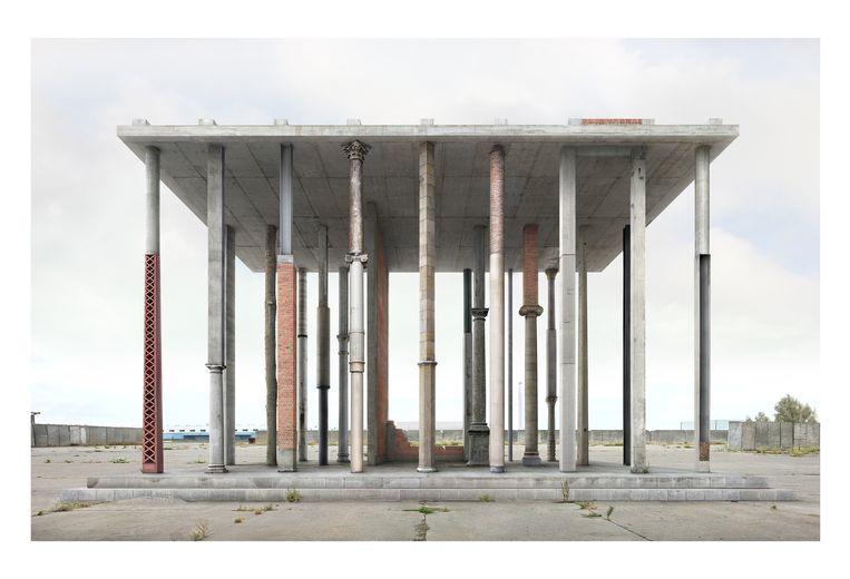 Filip Dujardin (Van der Mieden Gallery) 110 x 155 cm, oplage: 6. € 6.600. Beeld null