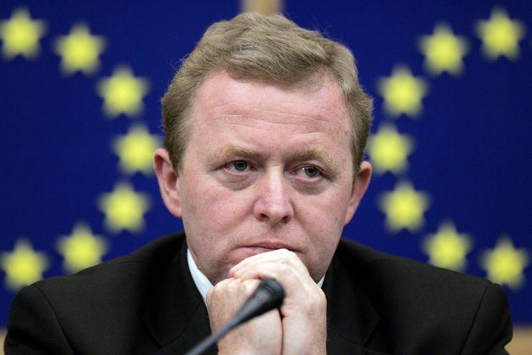 Janusz Wojciechowski  Beeld AFP