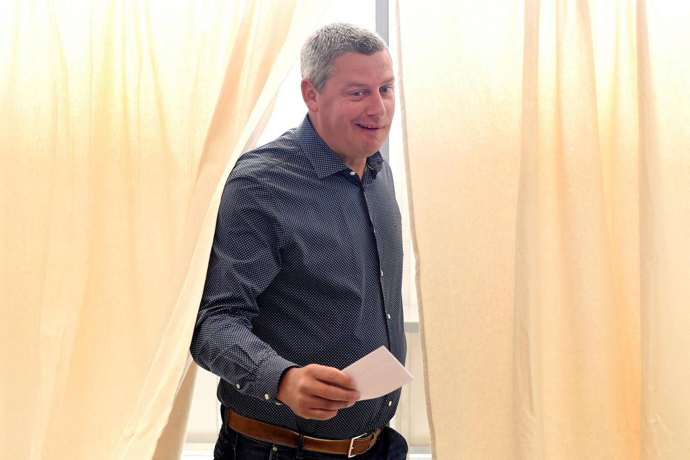 Dimitri Fourny, bourgmestre sortant, est renvoyé dans l'opposition
