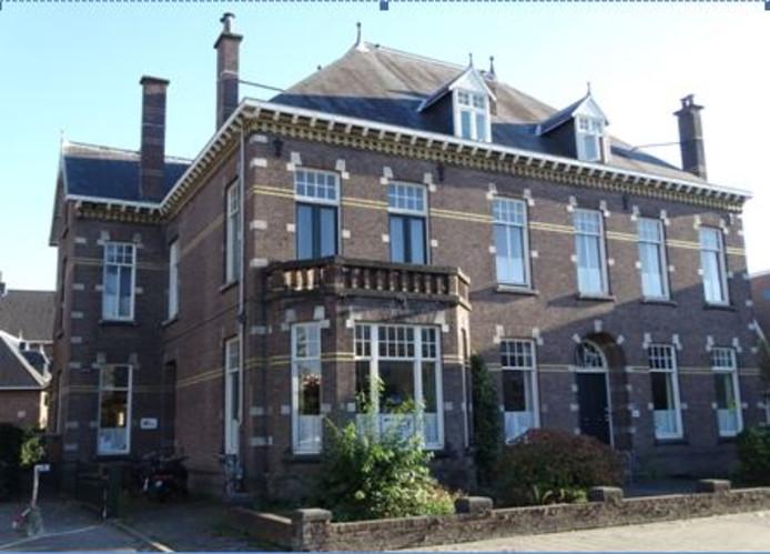Het Annahuis aan de Haagweg in Breda.