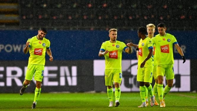 AA Gent tankt vertrouwen met knappe 0-3-zege bij OH Leuven