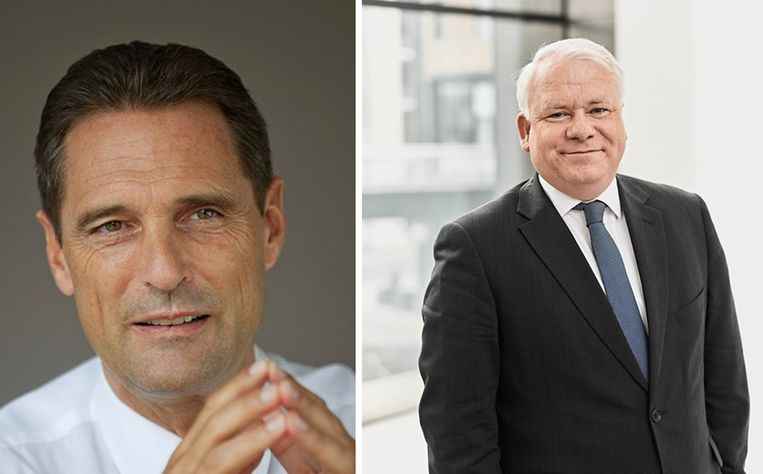 CEO Peter Fankhauser en Chief Financial Officer Bill Scott
