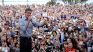Texaanse Democraat Beto O'Rourke sluit niet langer uit dat hij het in 2020 opneemt tegen Donald Trump
