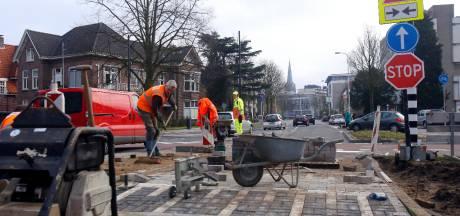Drempel aangelegd op gevaarlijke kruising Bilderdijklaan-Wal in Eindhoven