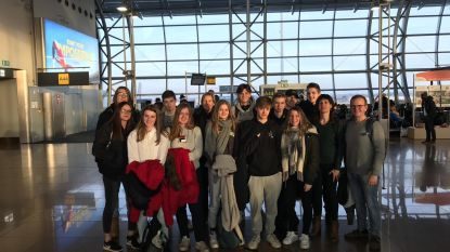 Leerlingen Sint-Vincentius leren cultuurerfgoed kennen in Polen