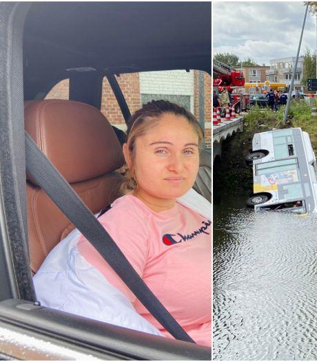 """Sanda (32) was één van passagiers op bus die in Brugse vaart reed: """"Ik dacht dat het gedaan was met me"""""""