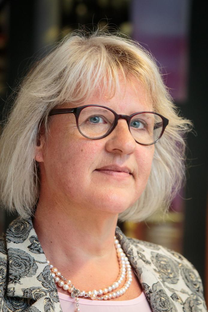 Marijke Kaptein, directeur van het BFT