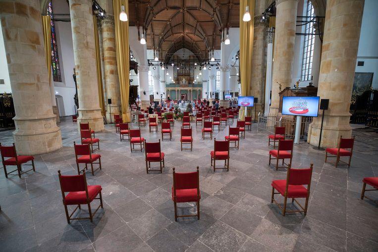 De Grote Kerk. Beeld Werry Crone