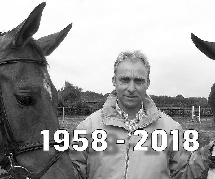 Bert Romp overleed donderdag op 59-jarige leeftijd.