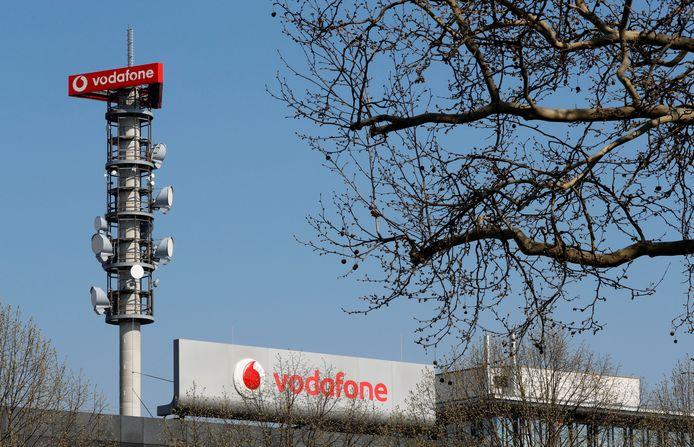 Vodafone gaat tests doen met 5G op diverse plekken in Eindhoven.
