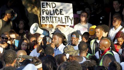 Agent Texas neemt ontslag om geweld zwarte tieners