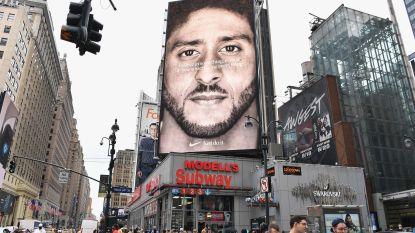 Nike profiteert van reclamecampagne met omstreden NFL-speler
