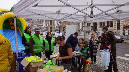 75 deelnemers steken handen uit de mouwen voor lenteschoonmaak