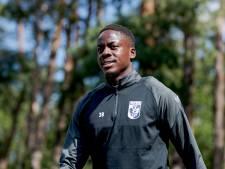 Talent Musaba botst met Vitesse en wil vertrekken