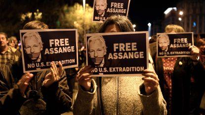 Uitlevering Julian Assange verder behandeld in mei