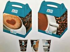 Vicki Brownhuis: 10 mille dankzij actie koffiekit