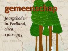 Nieuw inkijkje in gebruik van gemeenschappelijke gronden in Peelland