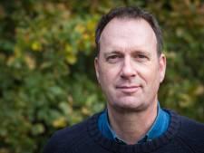 Jochem van Gelder bij slotdag radiomarathon Hasselt voor het goede doel