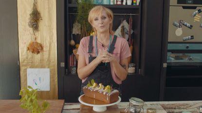 Bake My Day: Sofie Dumont verrast Dina Tersago met cake met gewaagd ingrediënt