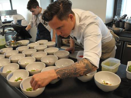 Tweede Michelin-ster voor restaurant Pure C in Cadzand-Bad