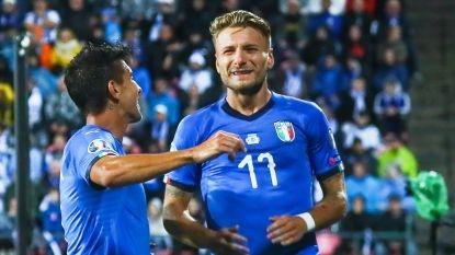 EK KWALIFICATIES. Italië helemaal op koers na zege in Finland (1-2) - Berge speelt hele match met Noorwegen