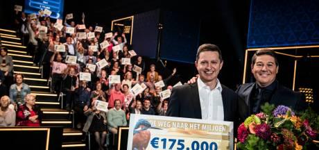 Jacques (51) uit Hulst speelt 350.000 euro bij elkaar in tv-show 'Postcode Loterij De Weg naar het Miljoen'