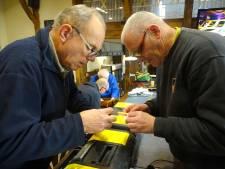 Voor vrijwilligers van Repair Café in Glanerbrug is niks te gek
